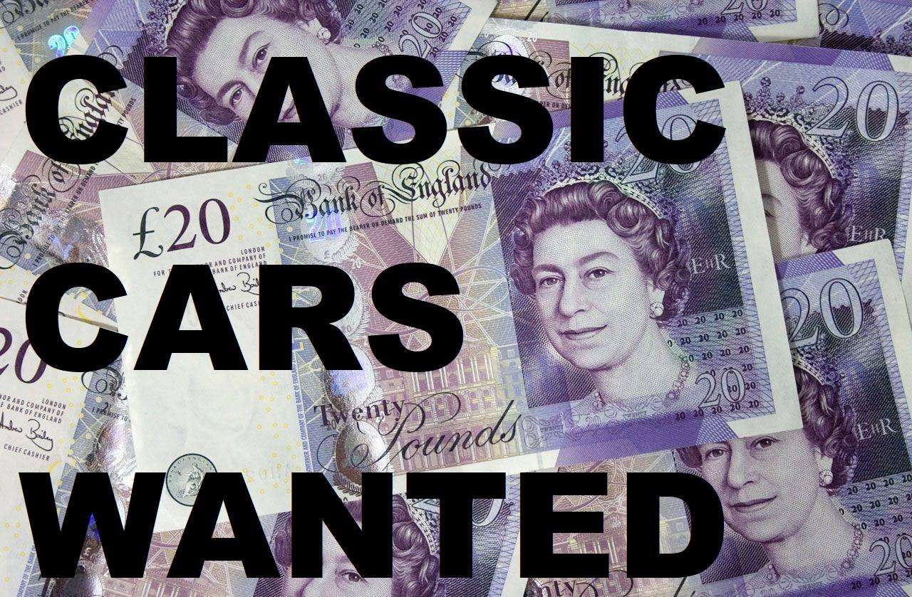 We buy any classic and retro car. Wanted (picture 1 of 6)