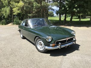 1974 Good usable chrome bumper MGB GT For Sale