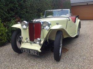 MGTC 1946 For Sale