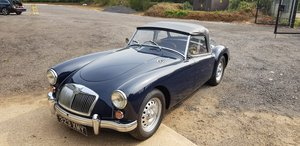 MGA TWIN CAM, 1959 For Sale
