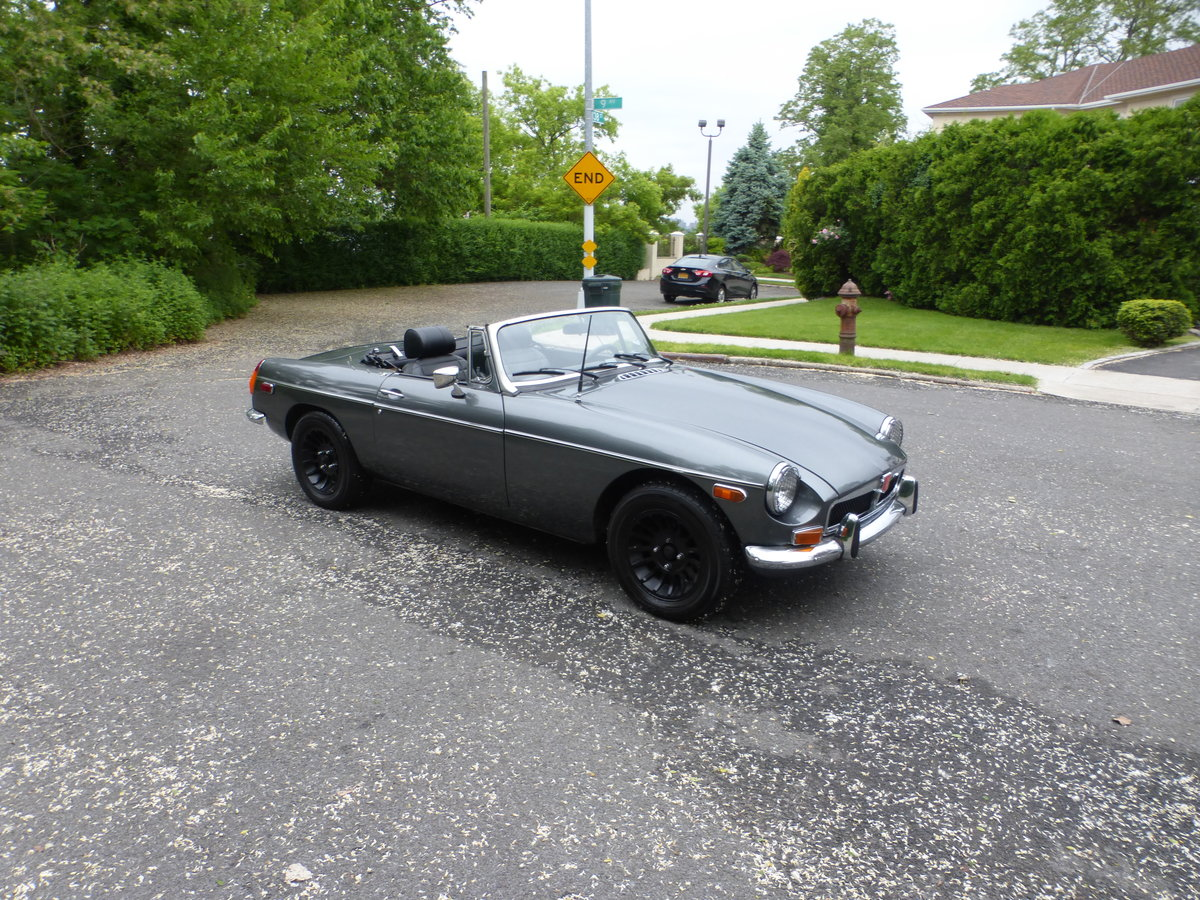1974 MGB With Overdriver Very Presentable Driver For Sale (picture 1 of 6)