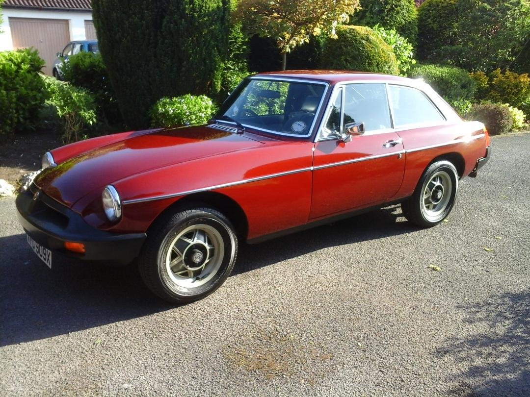 1981 Professionally Recommissioned Low Mileage MGB GT For Sale (picture 5 of 6)