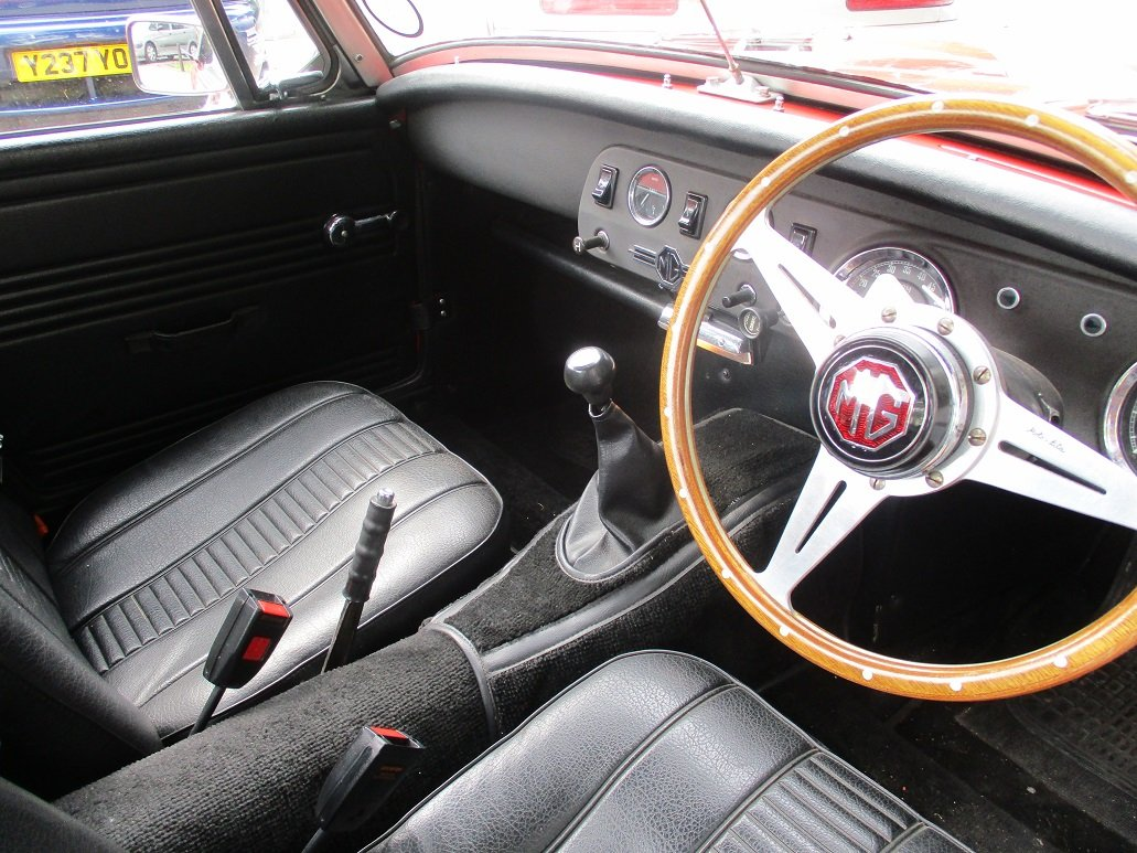 1977 MG MIDGET - GREAT CONDITION For Sale (picture 3 of 4)