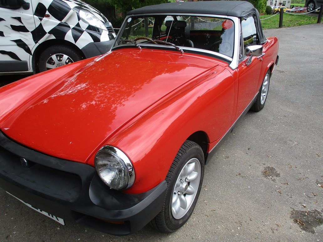 1977 MG MIDGET - GREAT CONDITION For Sale (picture 4 of 4)