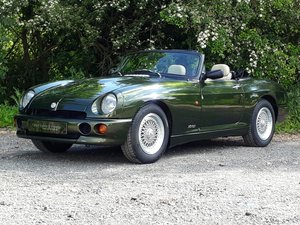 1995 STUNNING LOW MILEAGE MG RV8 For Sale