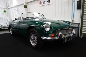 1970 MGB Roadster in beautiful condition For Sale