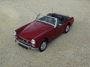 MG Midget MkIII – Enigma Reshell - Superb Press Car For Sale