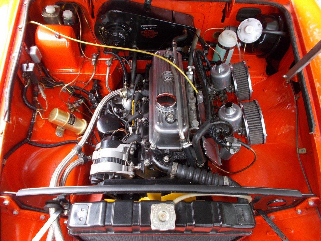 MGB GT 1973 Comprehensive Rebuild  SOLD (picture 5 of 6)