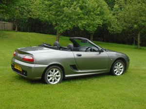 2004 MG TF ~ a 120mph sports car for this price? Are we mad? For Sale