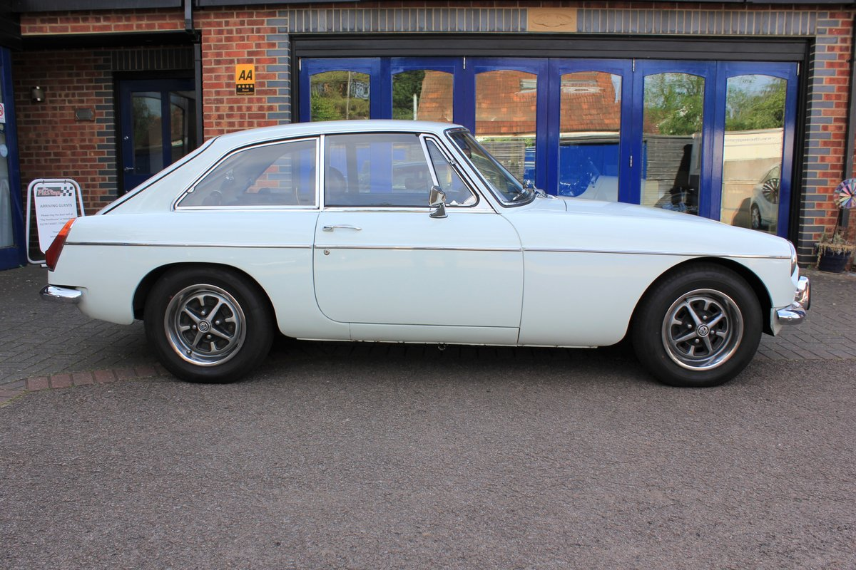 1972 MGB GT -  Great Example - £7995 For Sale (picture 5 of 6)