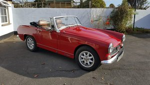 MG Midget 1500. MOT Exempt. 1977 For Sale