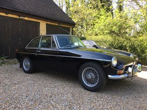 MGB GT 1972 For Sale