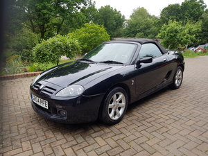 2004 MG TF 1.8 Nice car