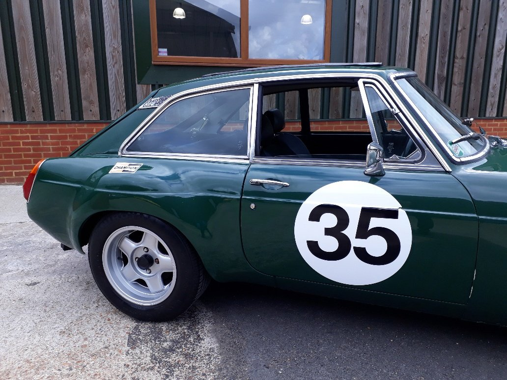 1980 MGB GT Sebring For Sale (picture 2 of 6)