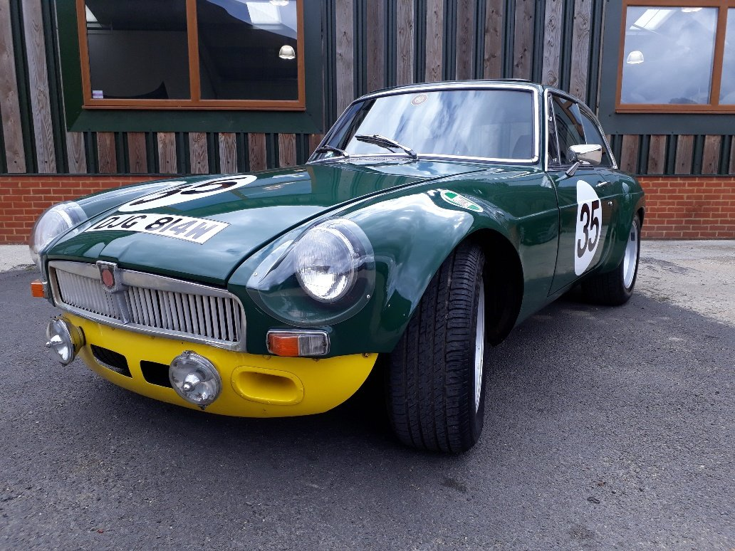 1980 MGB GT Sebring For Sale (picture 4 of 6)