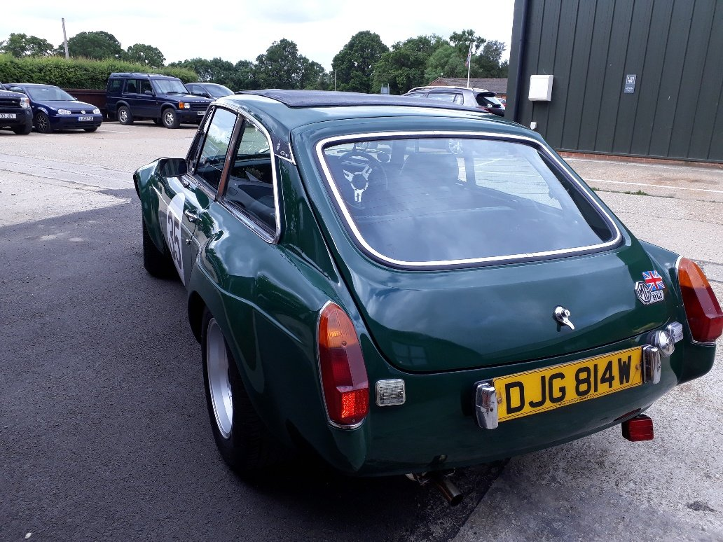 1980 MGB GT Sebring For Sale (picture 5 of 6)