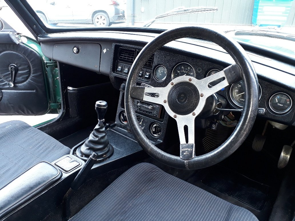 1980 MGB GT Sebring For Sale (picture 6 of 6)