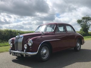 1955 MG Magnette ZA Saloon SOLD