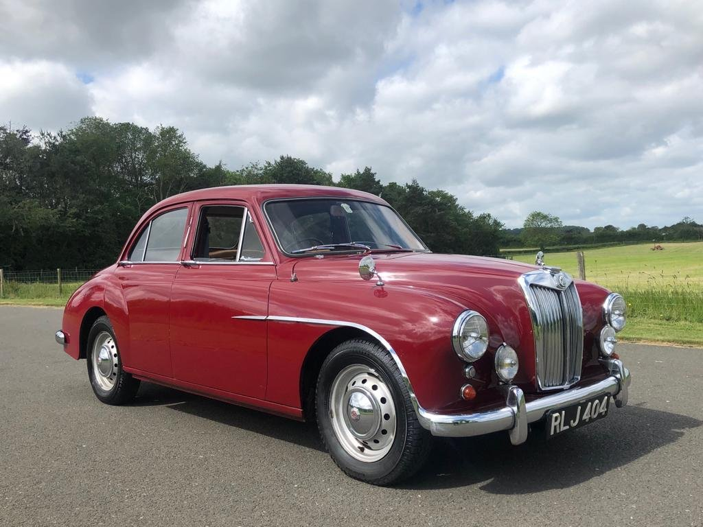 1955 MG Magnette ZA Saloon SOLD (picture 3 of 6)