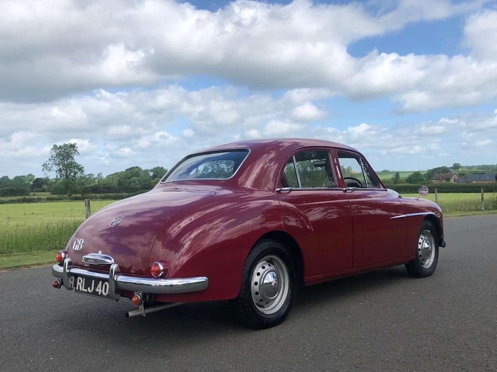 1955 MG Magnette ZA Saloon SOLD (picture 4 of 6)