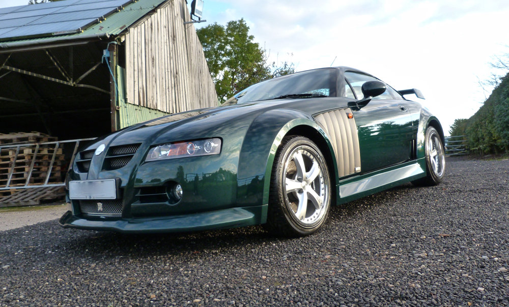 2004 MG XPower 4.6 SV 2d For Sale (picture 1 of 6)