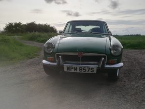 1978 MGB GT Green For Sale