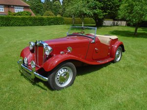 Picture of 1952 MG TD  SOLD