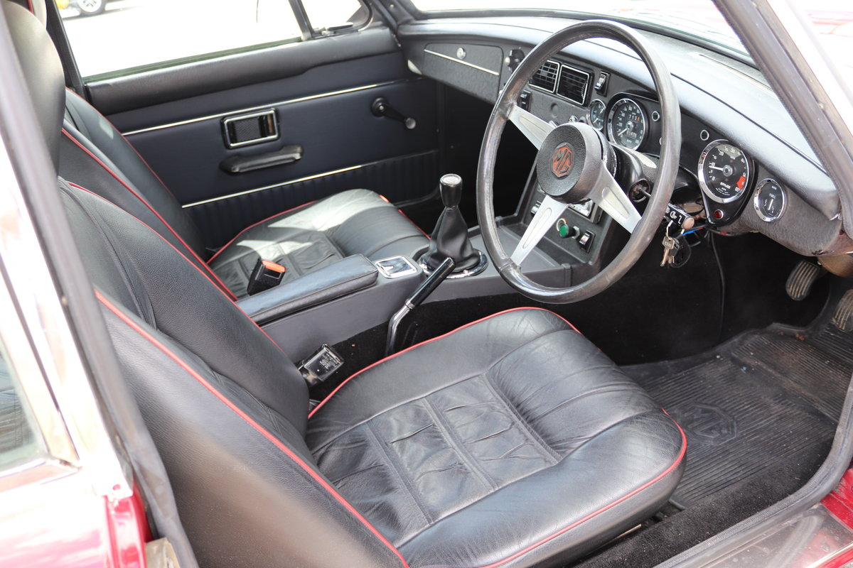 1973 FACTORY GT V8, 2 owners from new SOLD (picture 3 of 6)