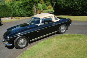 1972 MGB Roadster with Overdrive For Sale