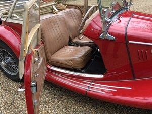 1954 First Class Example of the last of the Line MG TF For Sale
