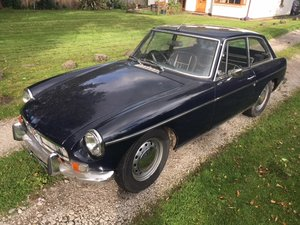 1967 MGB GT For Sale