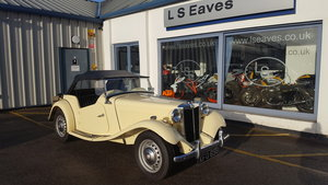 MG-TD 1951 For Sale