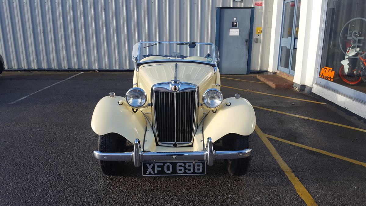 MG-TD 1951 For Sale (picture 3 of 6)