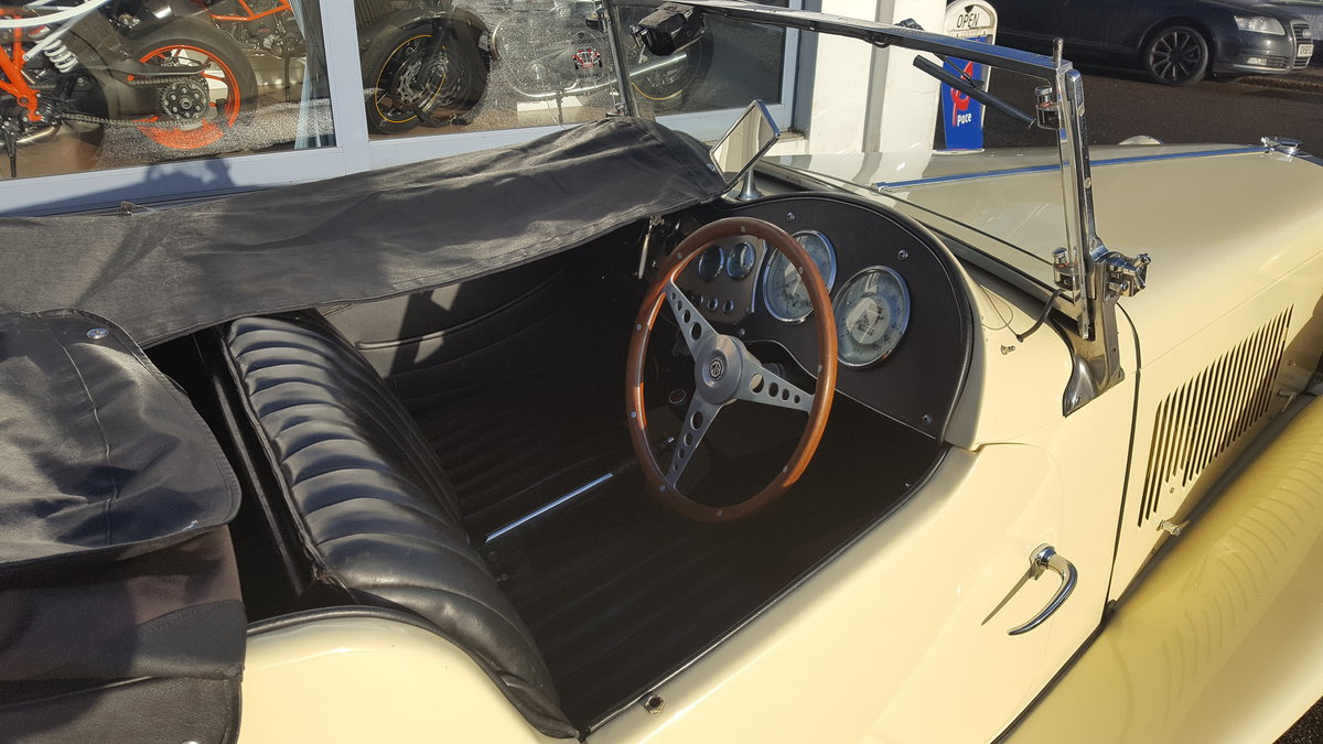 MG-TD 1951 For Sale (picture 4 of 6)