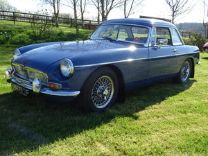 MGB Lovely early example in outstanding condition