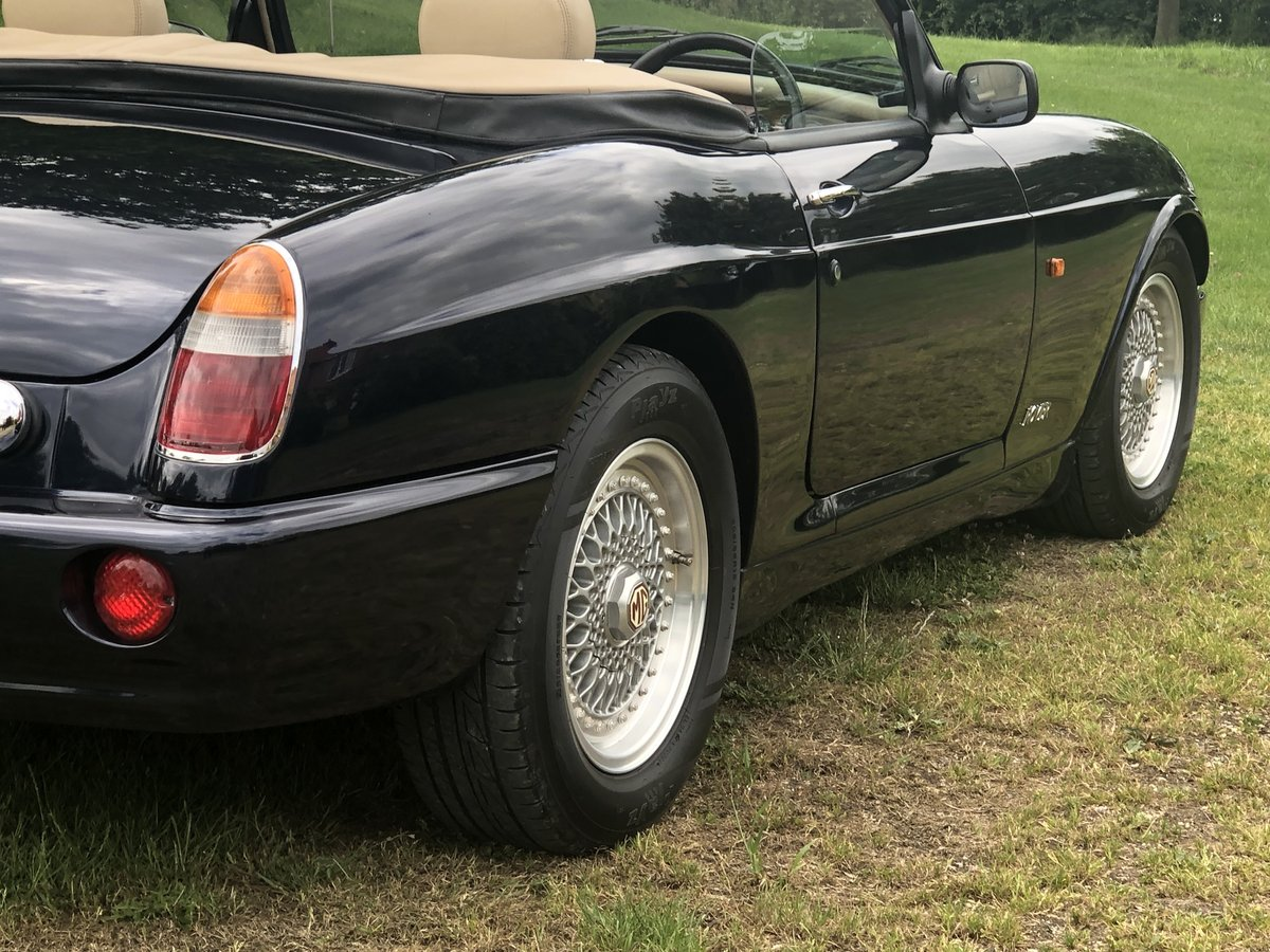MGR V8-1994-Rare colour-Very low mileage-Stunner. For Sale (picture 3 of 6)