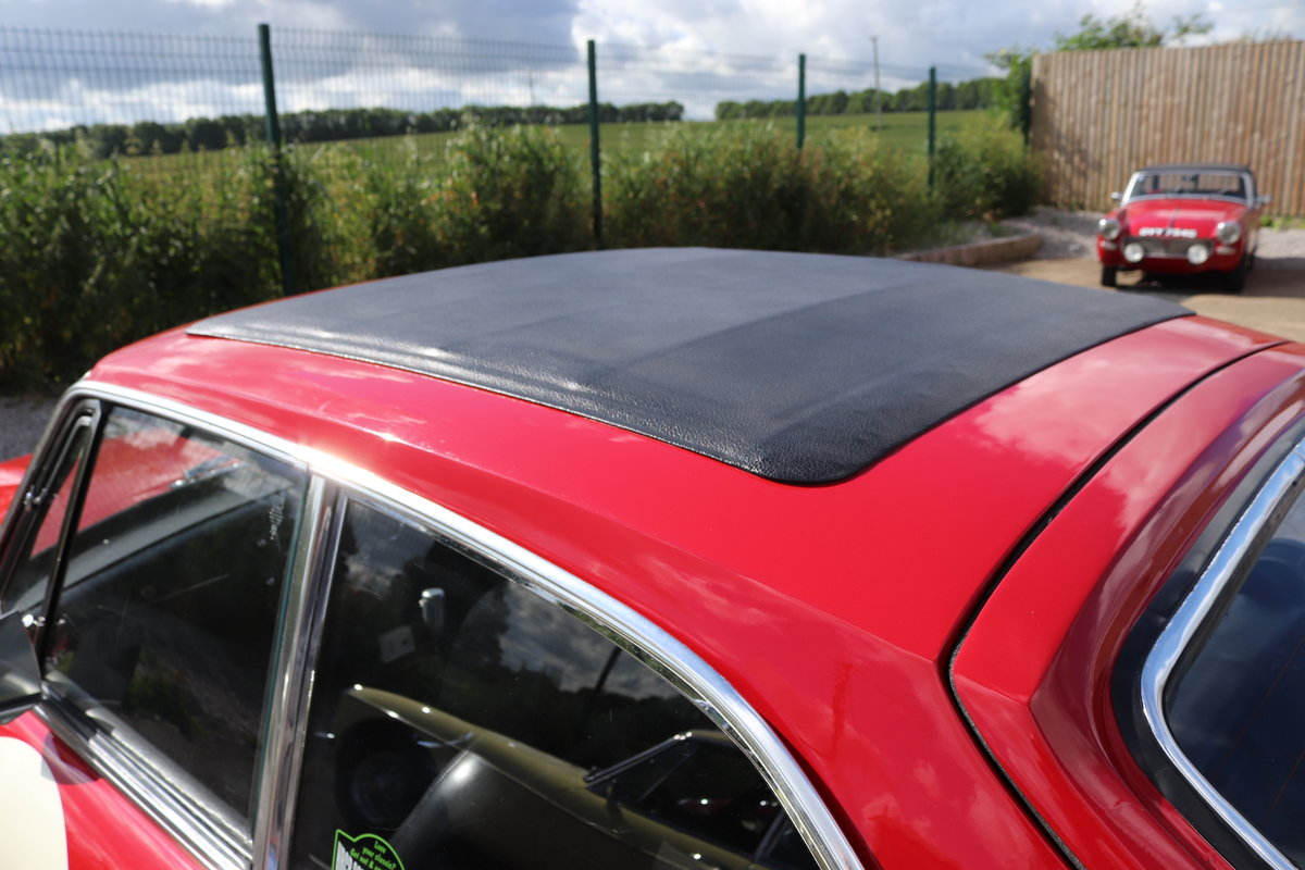 1968 MGC GT, Restored to historic road spec,Full sunroof SOLD (picture 6 of 6)