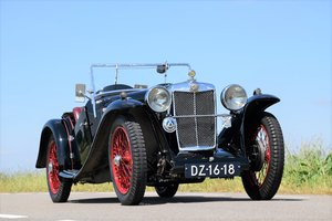1934 MGJ2 Midget For Sale
