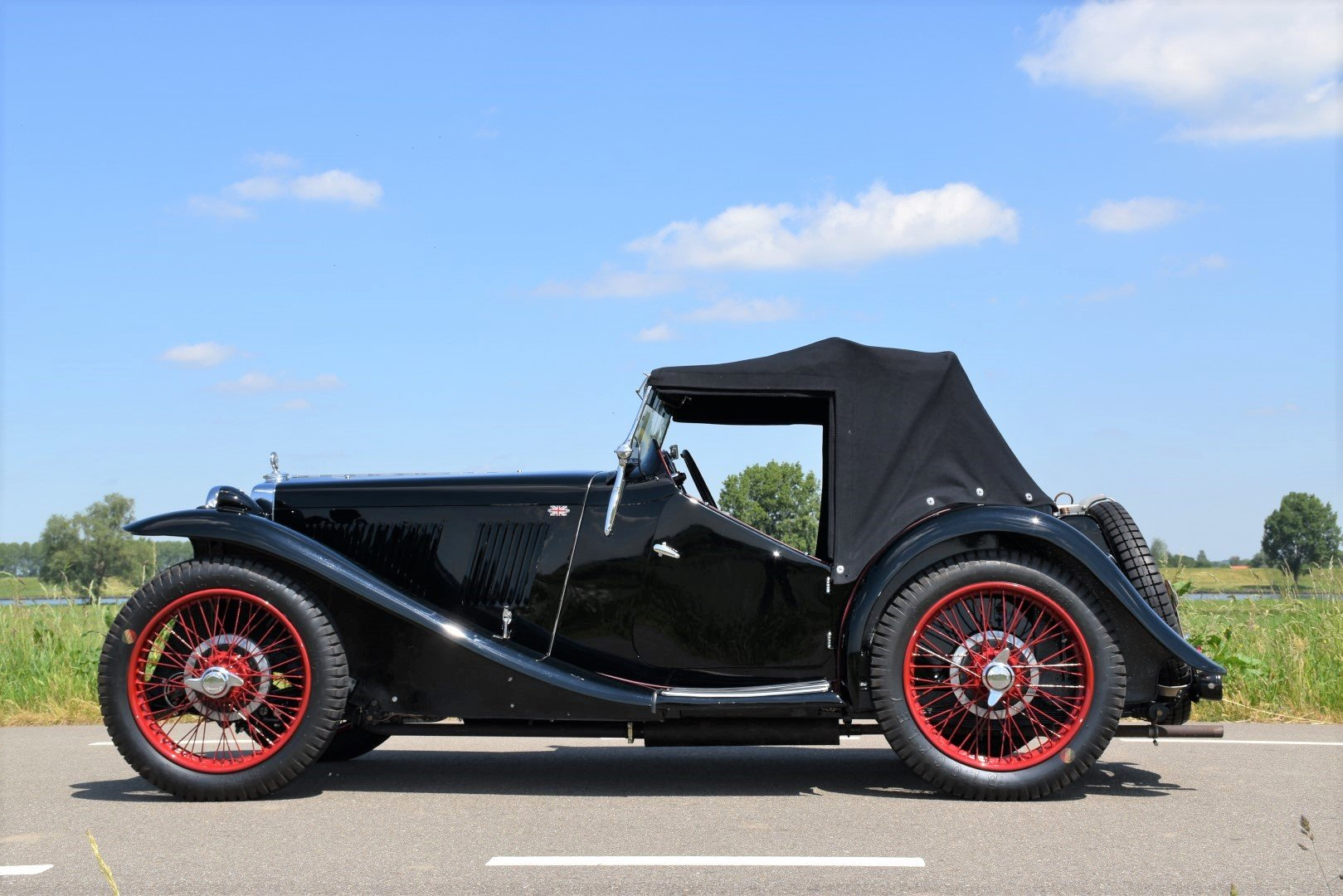 1934 MGJ2 Midget For Sale (picture 3 of 6)
