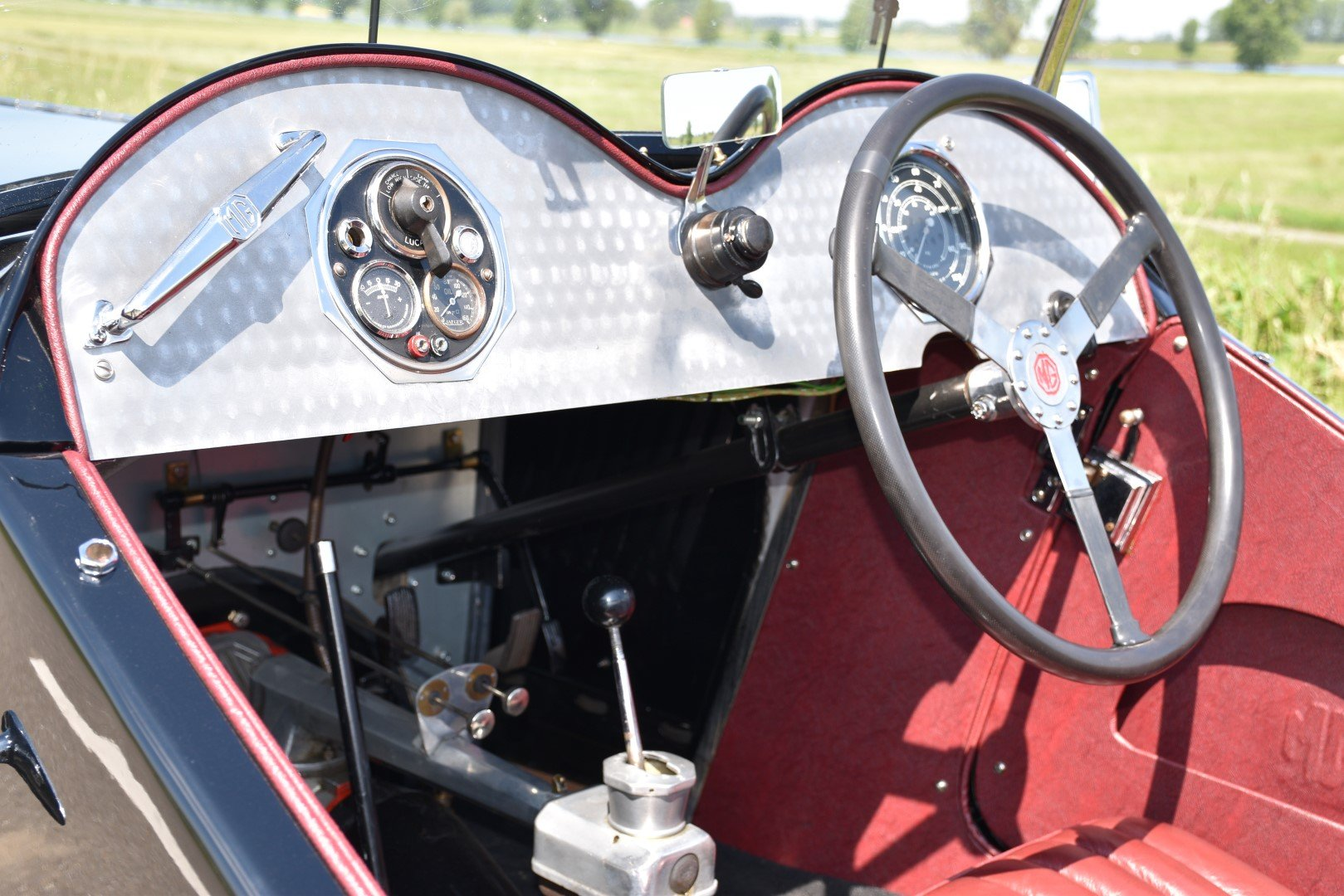 1934 MGJ2 Midget For Sale (picture 4 of 6)