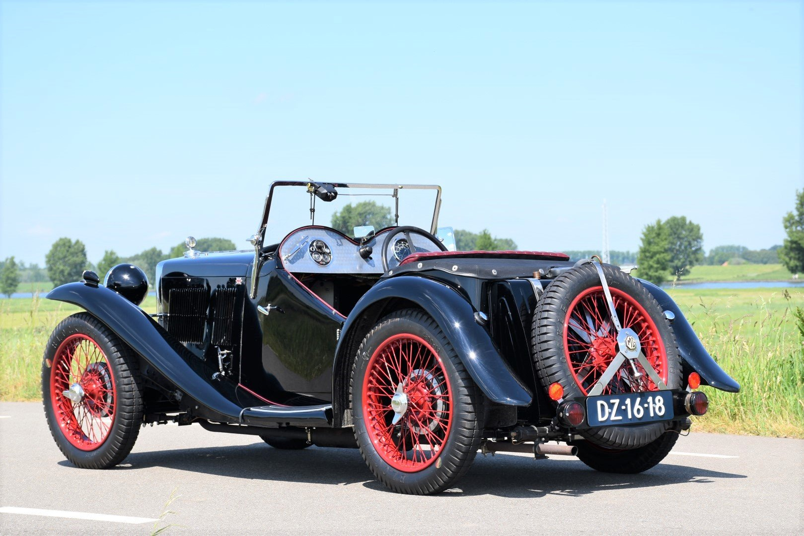 1934 MGJ2 Midget For Sale (picture 6 of 6)