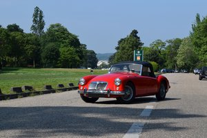1958 - MGA Roadster  SOLD by Auction
