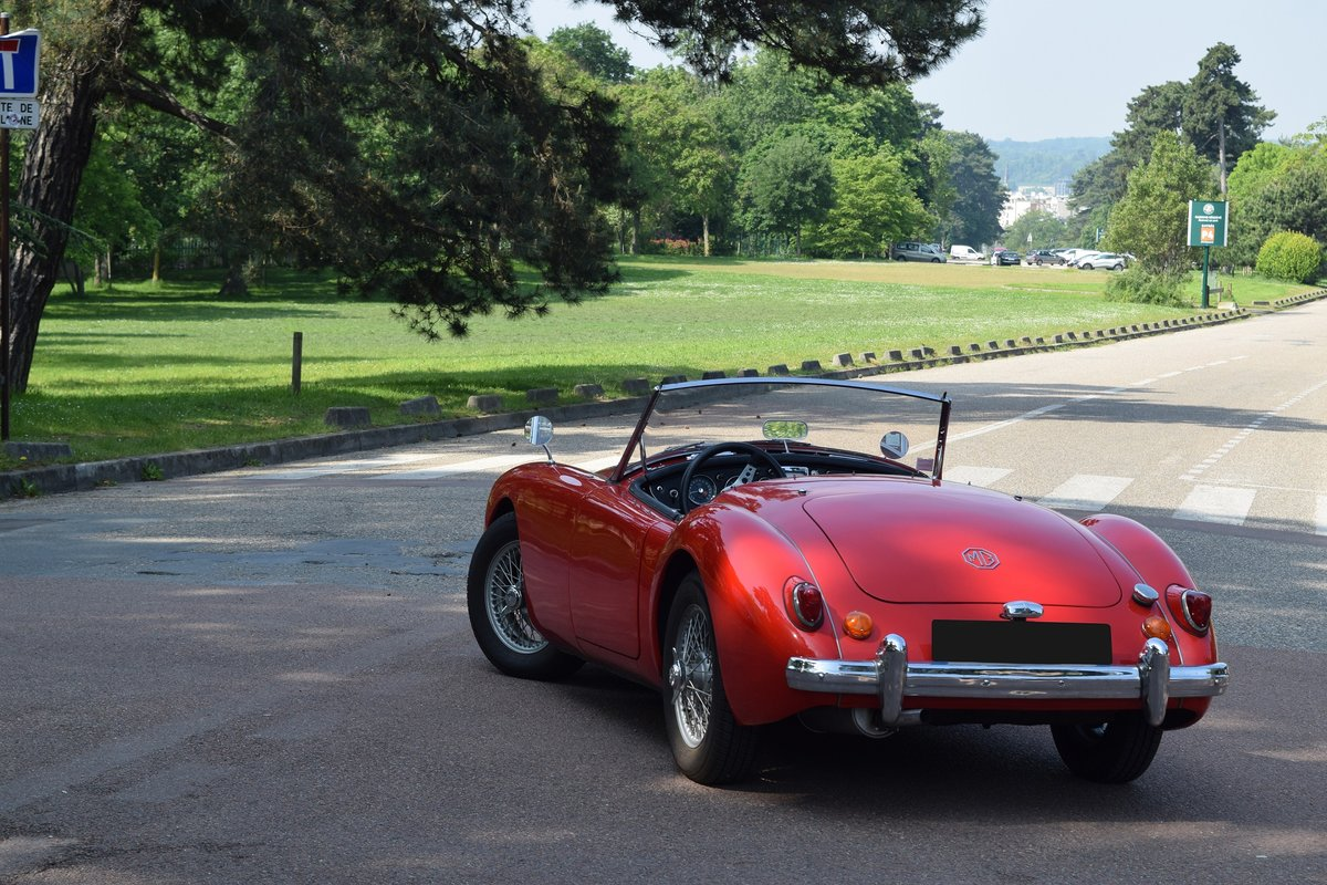 1958 - MGA Roadster  SOLD by Auction (picture 2 of 5)
