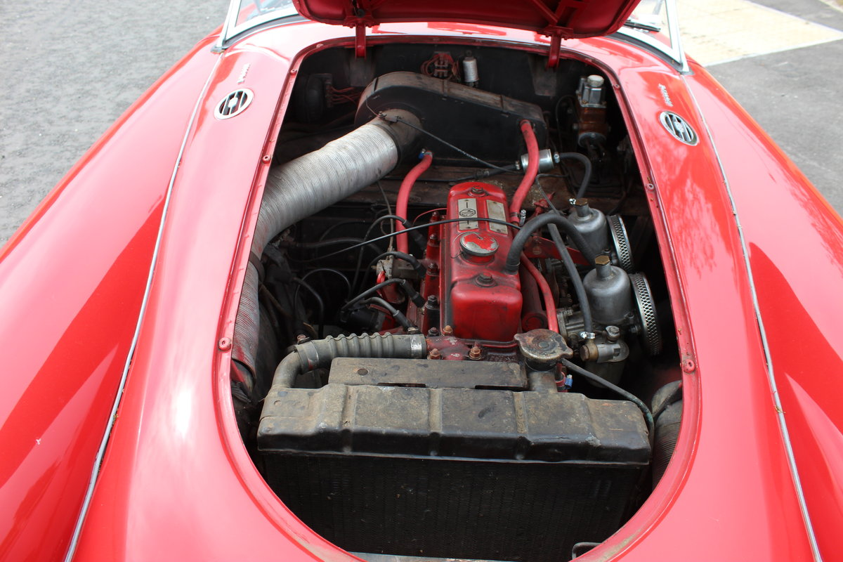 1961 MGA 1600 MK2 Roadster LHD Very Good Condition  SOLD (picture 6 of 6)