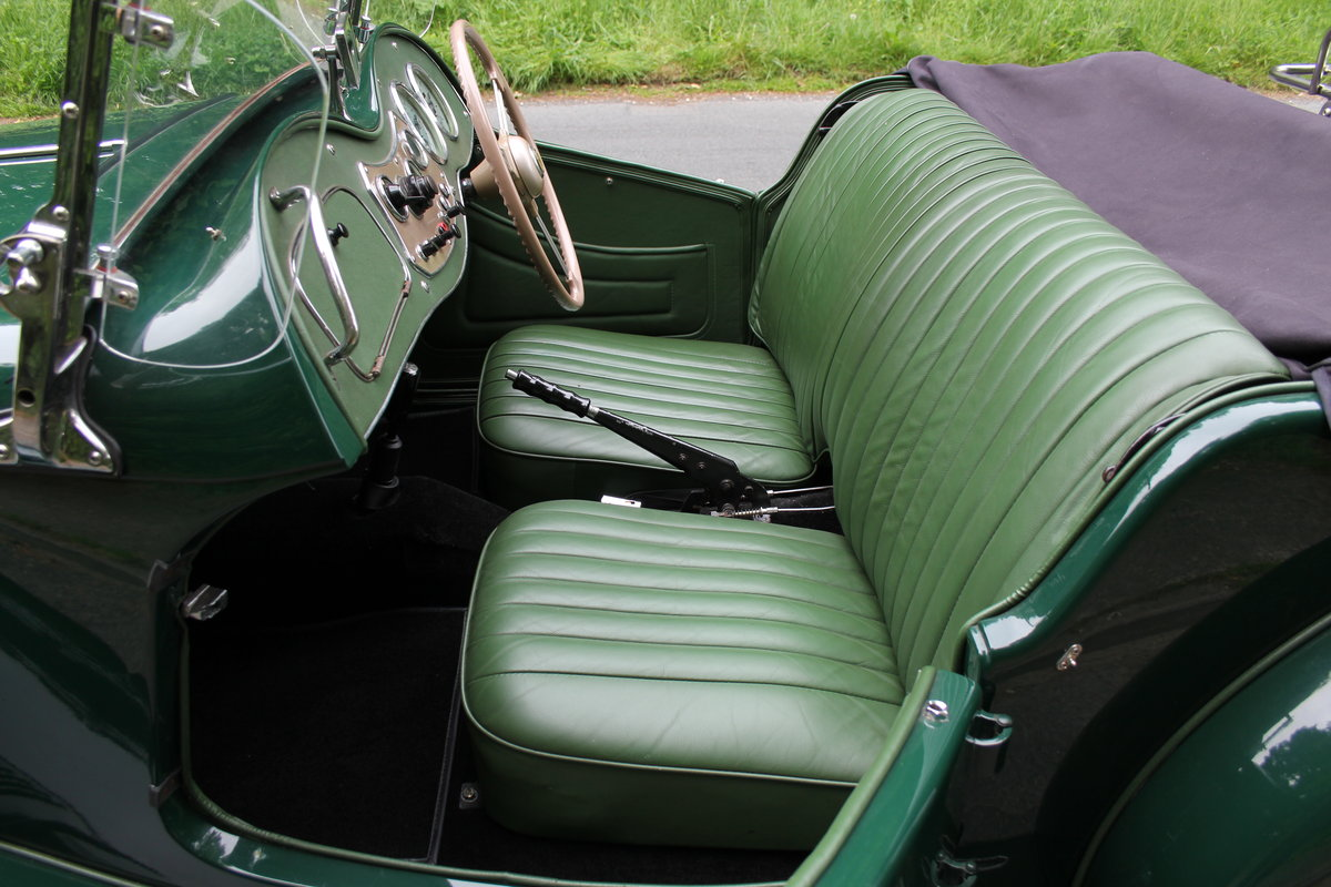 1953 MG TD - Exceptional Condition - 5 Speed Gearbox SOLD (picture 10 of 12)