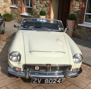 1969 MGC Roadster  For Sale