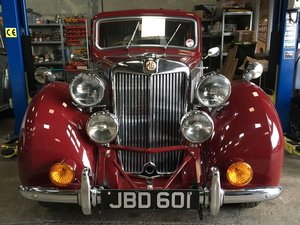 1953 MG YB, older restoration, owned since 1969 For Sale