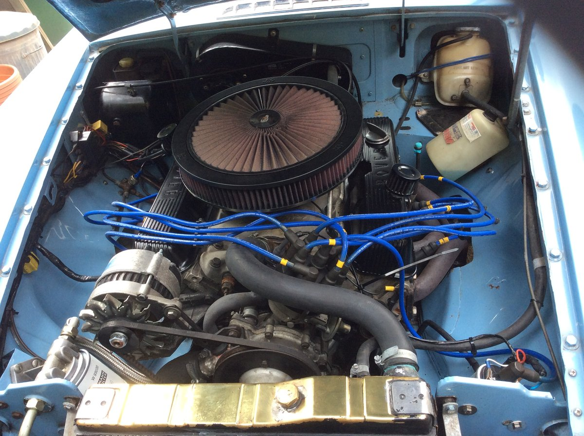 1969 MGB V8 Roadster For Sale (picture 4 of 4)