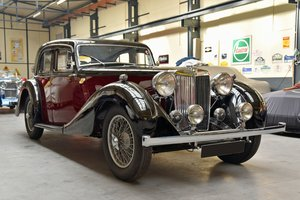MG SA 1936 in Concours Condition SOLD