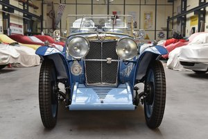 MG J2 1933 - unique Concours Condition For Sale